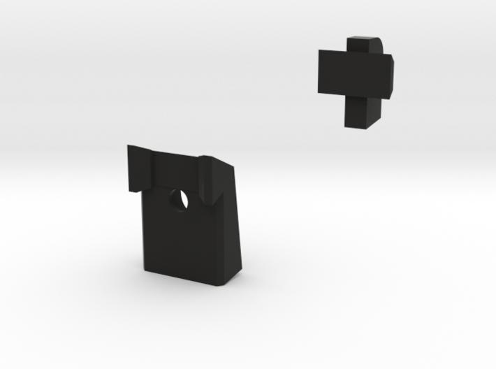 4.3 Fiber Set 3d printed