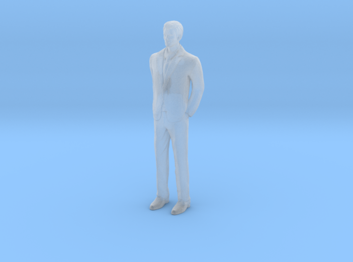 Man Standing 16th 3d printed