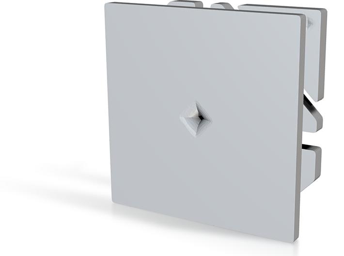 MEMS Display Mirror - Top 3d printed