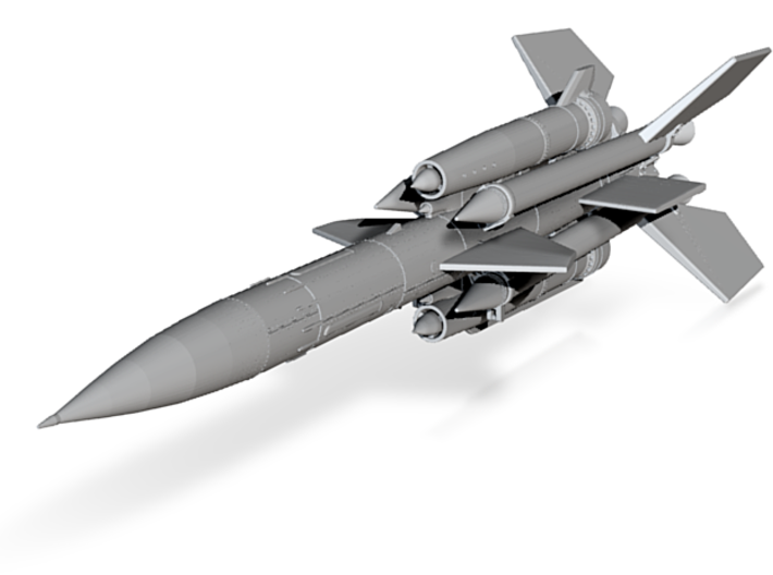 SAM - Bristol Bloodhound (The Rocket) 1-72 Scale 3d printed