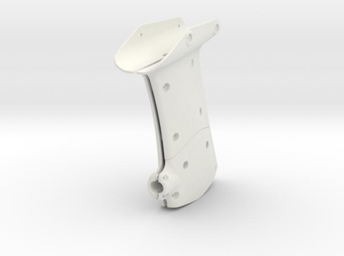 RVJET Landing Gear REAR 3d printed