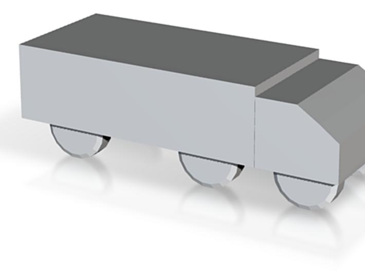 Track model 3d printed
