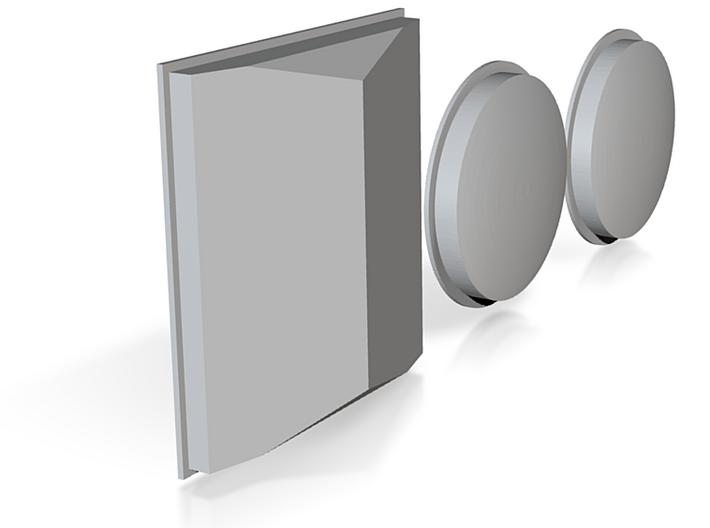 Periscope Transparent 3d printed
