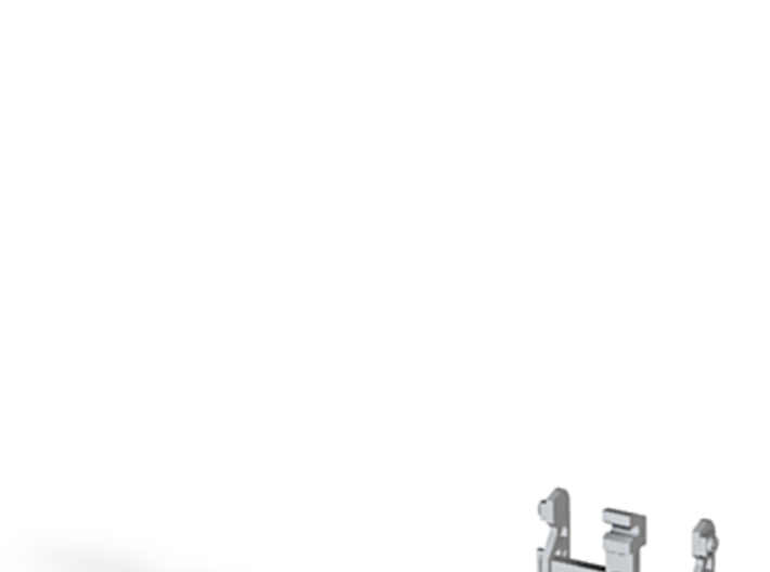 CQTY Bogies(HO/1:87 Scale) 3d printed