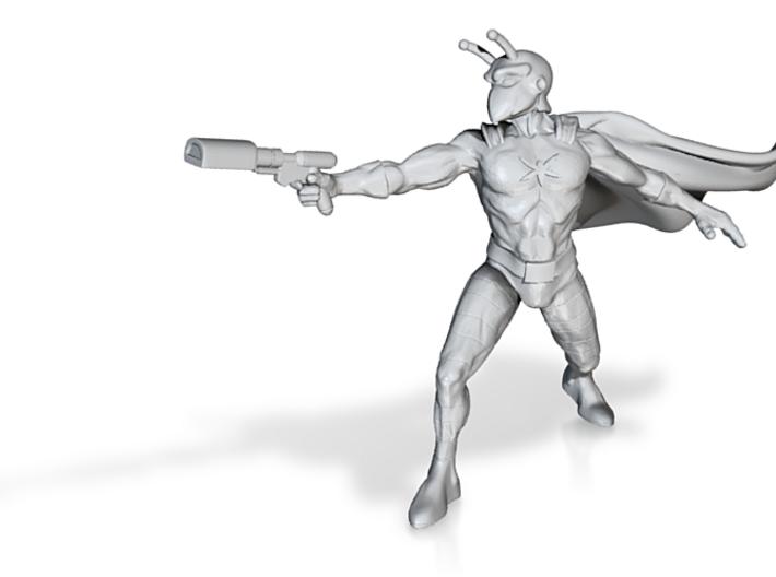 Bodacious Bug Man (Cape) 3d printed