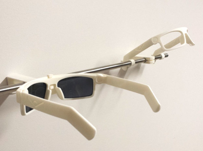 BoomGlasses 3d printed Assembly required: Lenses not supplied, see description for details