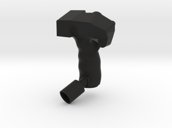 Blackhawk Grip Shelled 3d printed