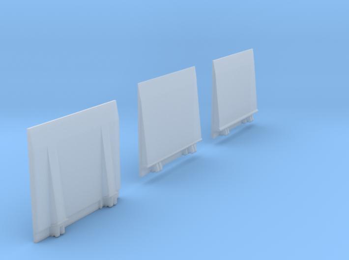 Ladeboardwand Für Sprinter/CRAFTER 2,45cm X 2cm H 3d printed