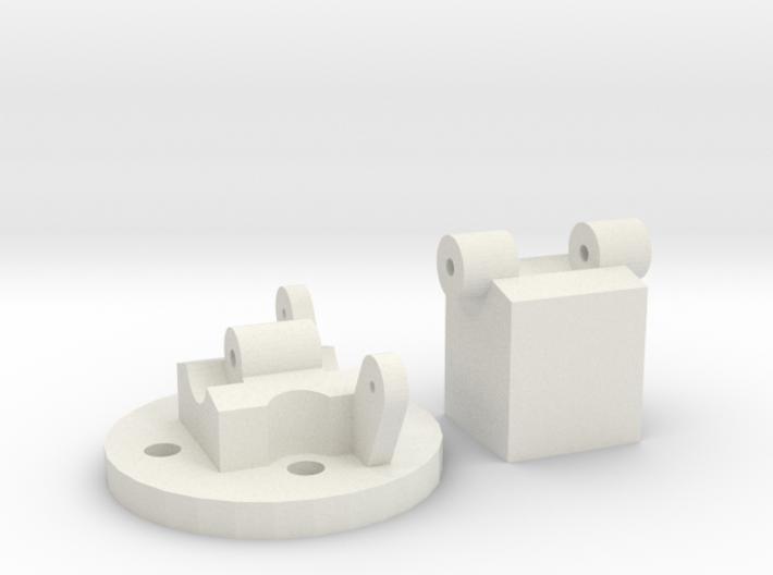 StickMountV3 3d printed