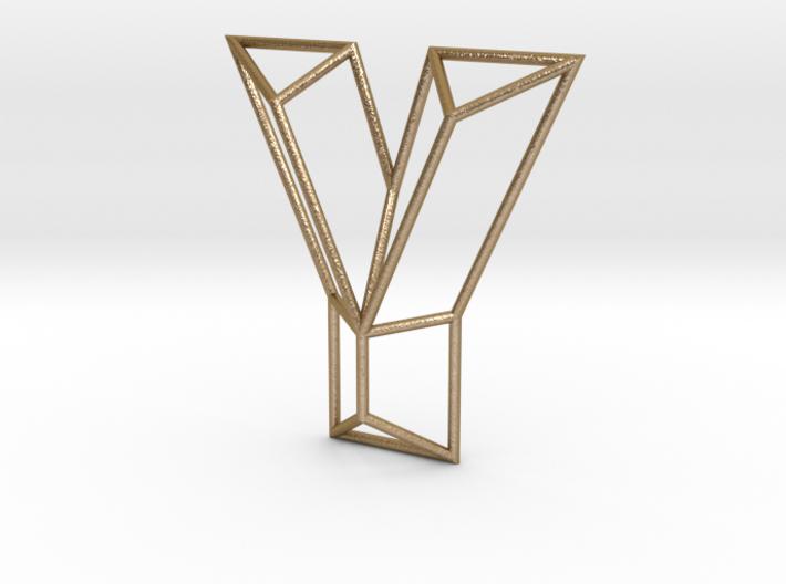 Y Typolygon 3d printed