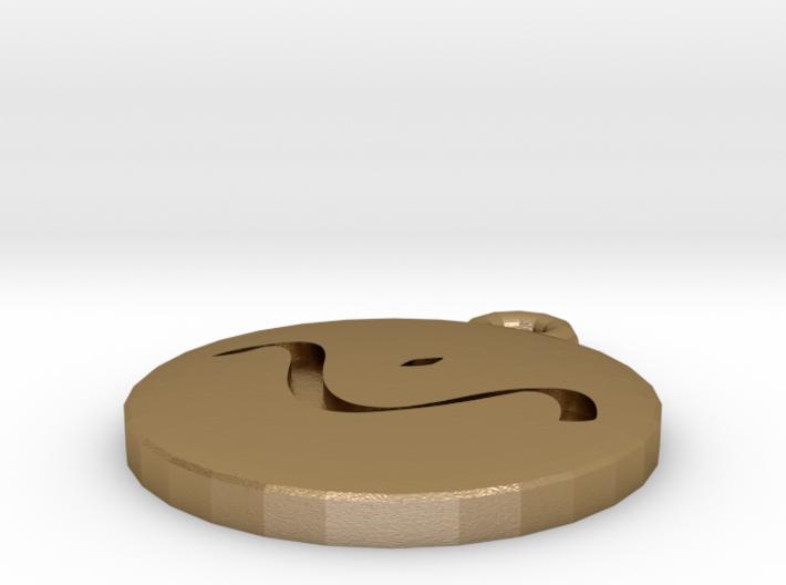 Chosen Pendant Version 1 3d printed