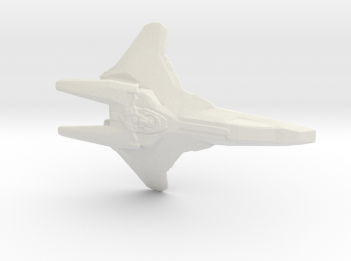 Gryphon fighter 3d printed