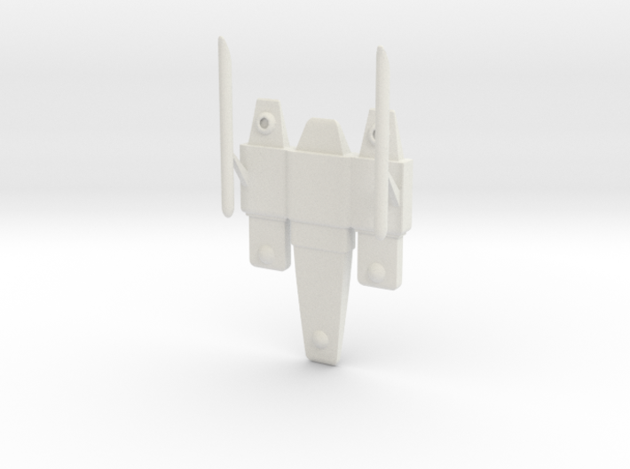ST TAS Time-Trap Freighter 3d printed