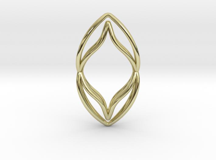 sWINGS M, Pendant. Pure Elegance. Perfect Comfort. 3d printed