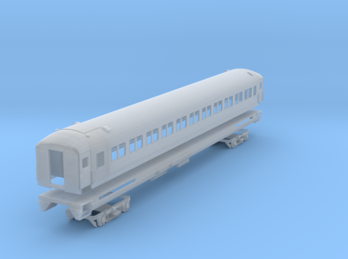 New Haven lwt. coach, Suburban 8270 series 3d printed