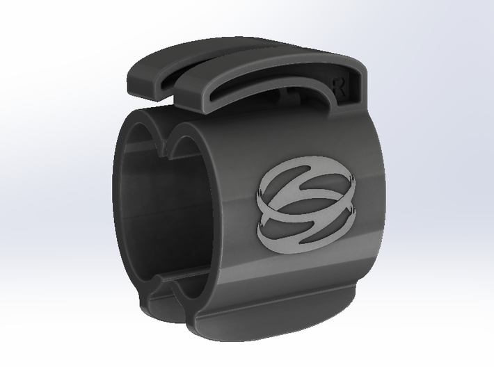 Quinny Stroller - Baby Bag Clips 3d printed