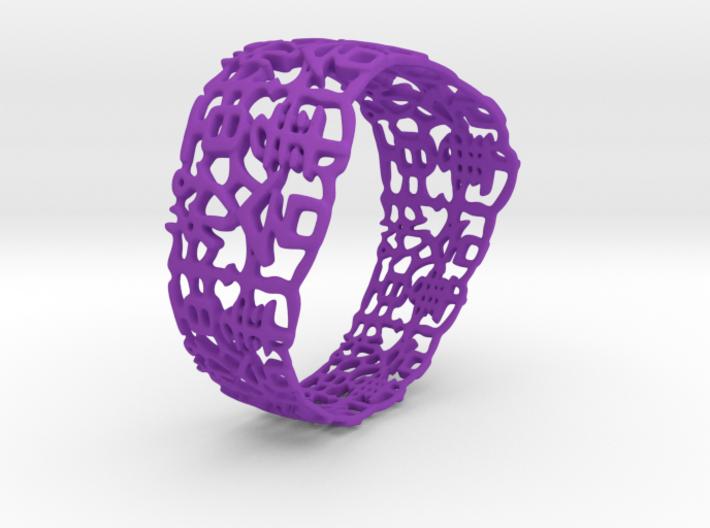 PAN Bracelet D64 RE115s3A10m25M45FR002-plastic 3d printed