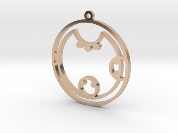 Kyra - Necklace 3d printed