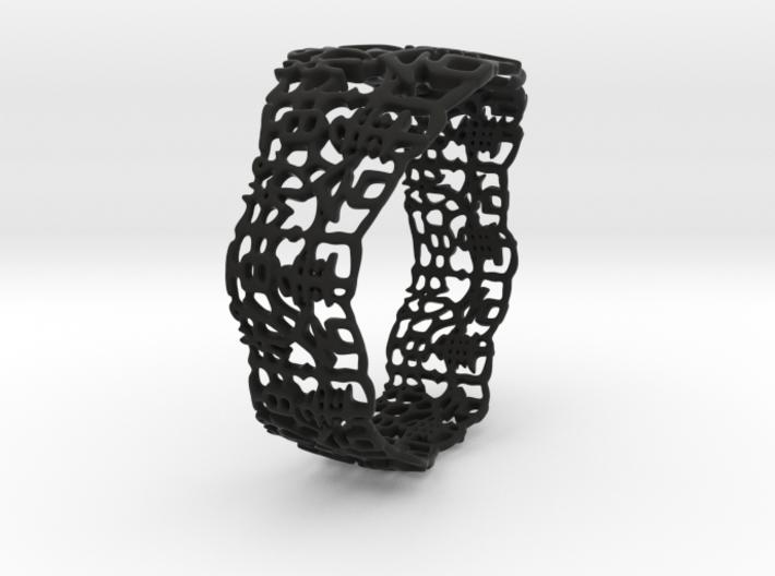 PAN Bracelet D64 RE115s1A10m25M45FR022-plastic 3d printed