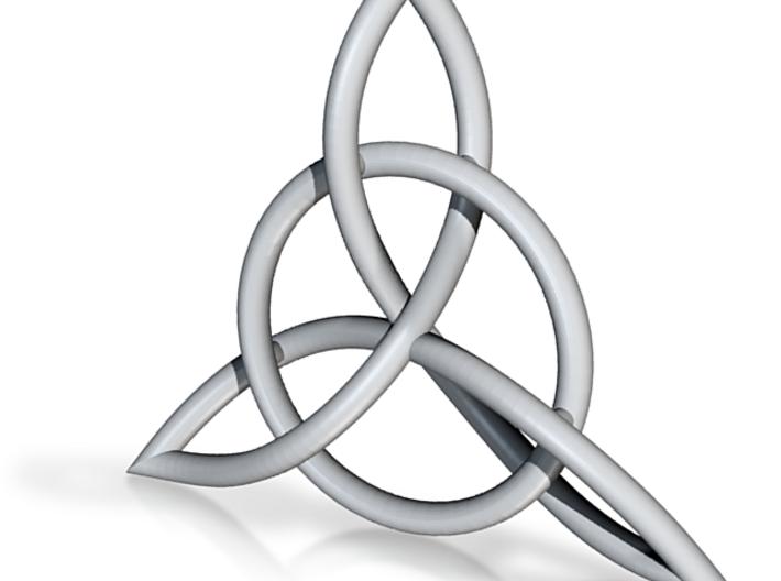 Triad Knot 3d printed