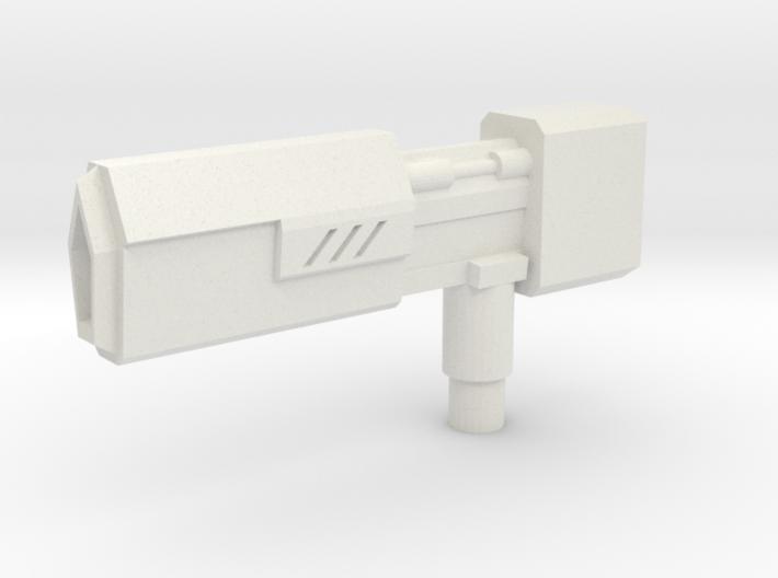 Positron Blaster 3d printed