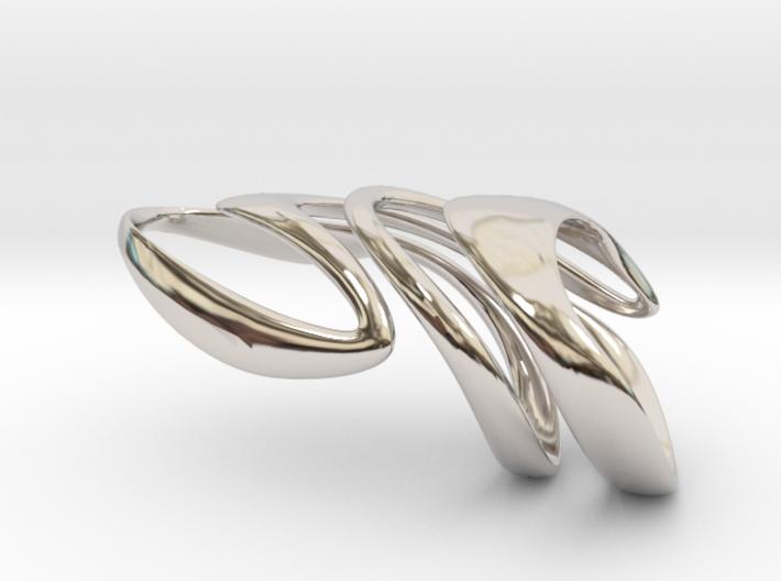 AKUSENTO Ring 3d printed