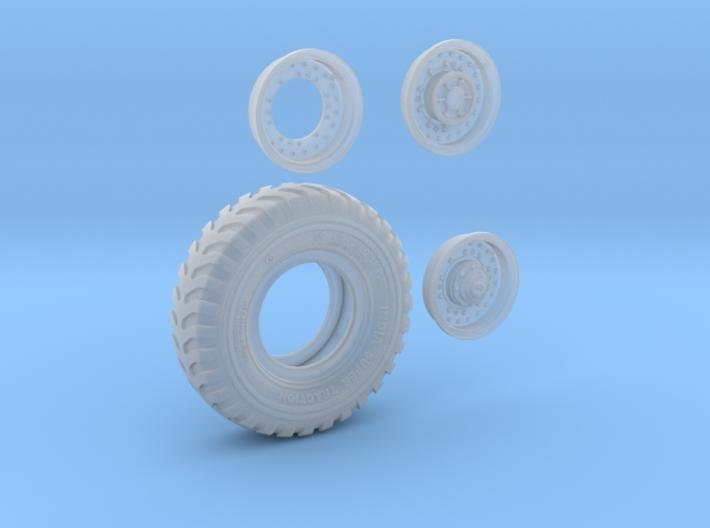1-16 Britsh Tire 14 00x20 00 3d printed