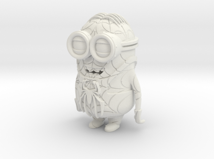 Spiderminion 3d printed