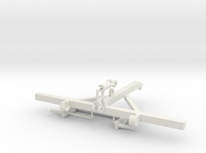 1/64 12.5' Crumbler Frame 3d printed