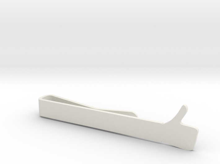 """Like"" Fashion Tie Clip 3d printed"