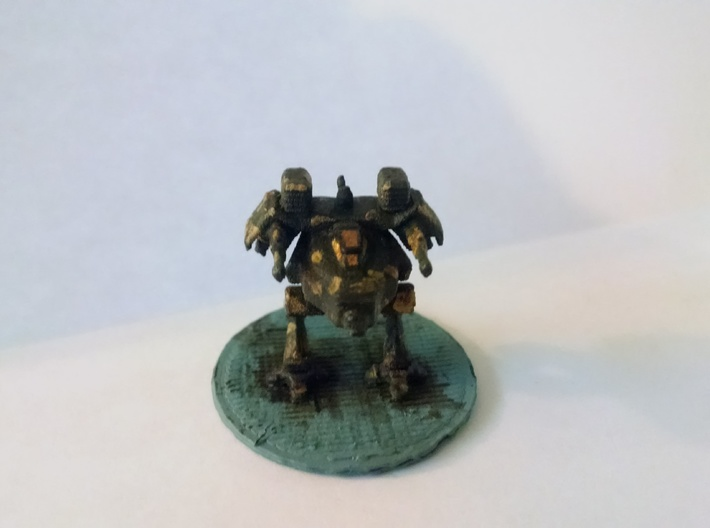 Assault Walker 6mm 3d printed Painted and based.