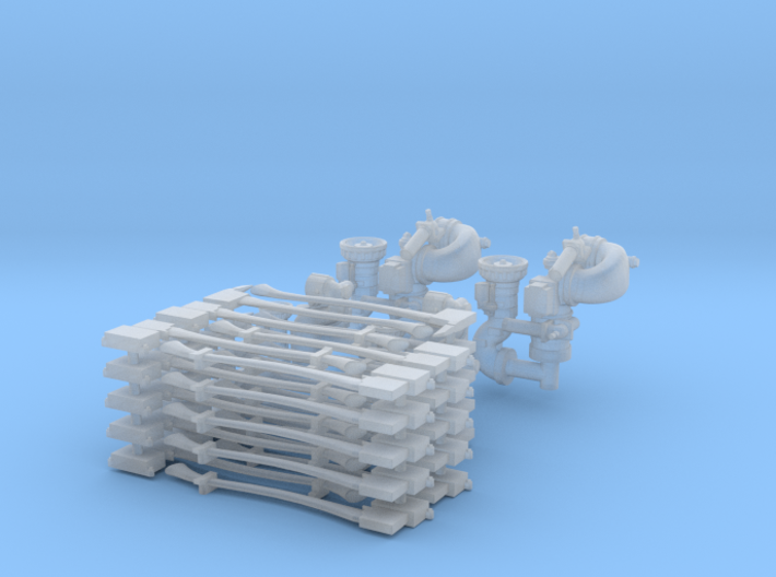 1-64 Mon-tool Set 3d printed