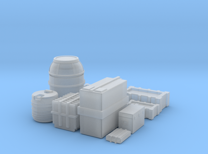 YT1300 DEAGO SET HALL BITS  3d printed