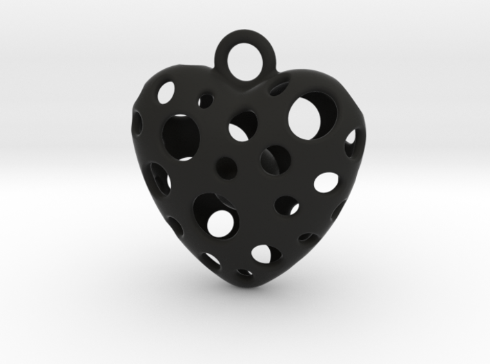 IN YOUR HEART 3d printed