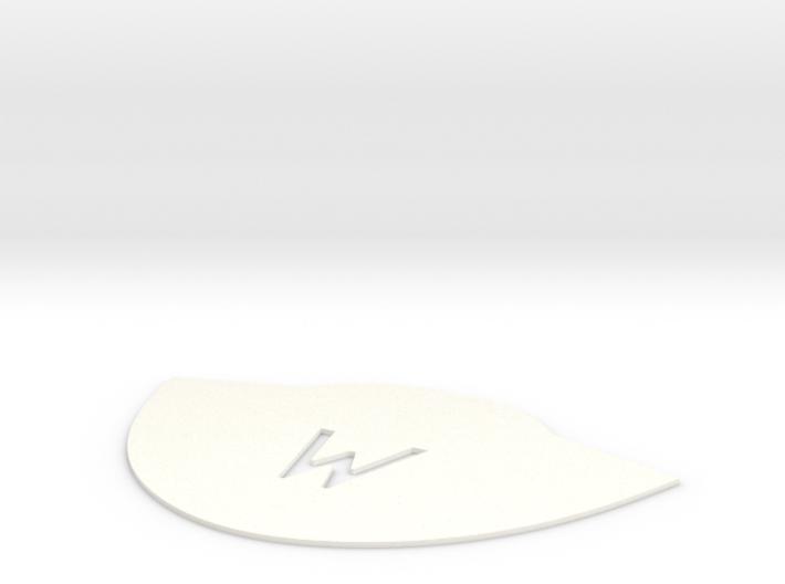 Custom Monogram Drip Plate for Keurig B50 B60 3d printed