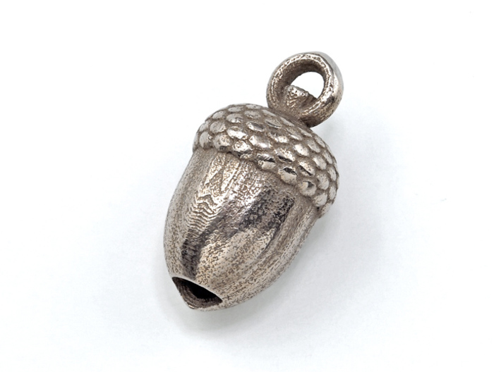 Acorn Whistle 3d printed