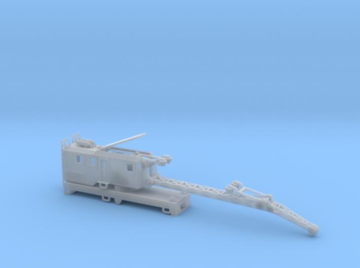 Brownhoist Crane 3d printed