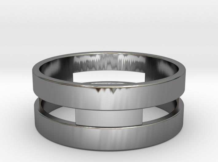 Ring g3 Size 8.5 - 18.53mm 3d printed