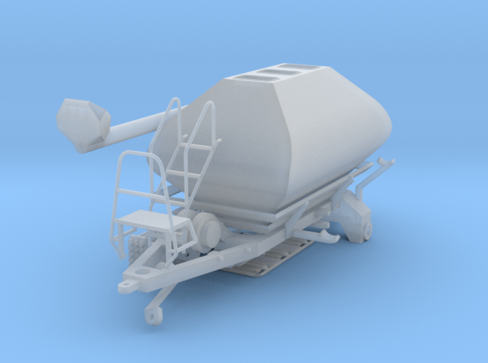 1/64 TBH 430 bushel Airseeder Air Tank Kit 3d printed