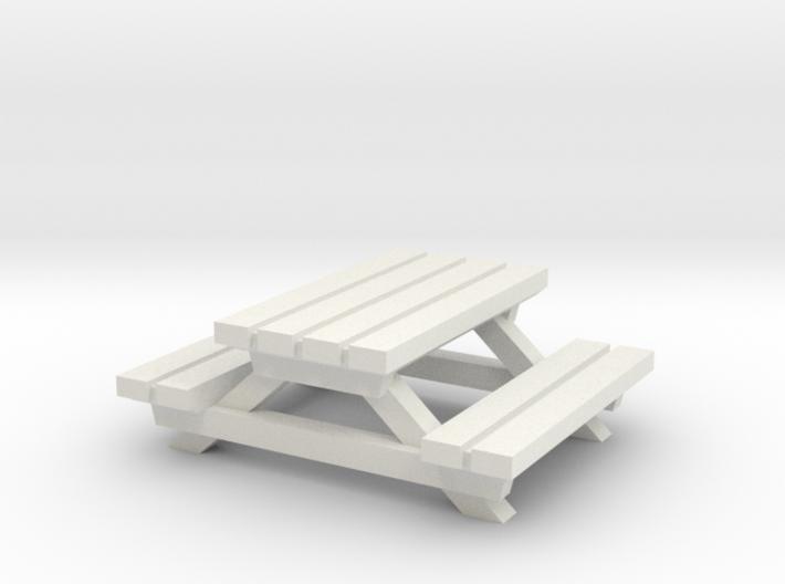 Sitzgruppe (N 1:160) 3d printed