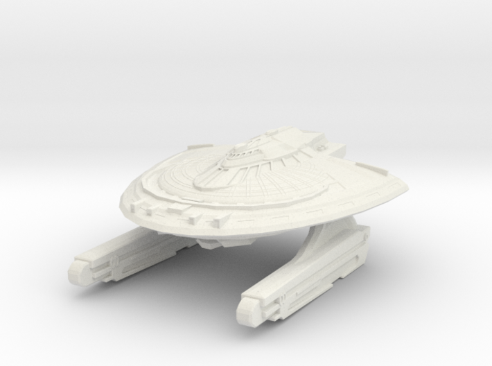 Fox Class FastScout 3d printed