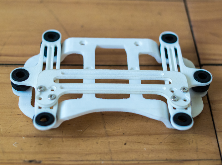 DJI Phantom 2 Universal Camera Mount 3d printed