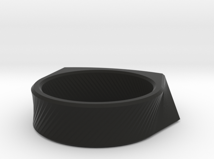 Qx2 - Ring / Size 7 3d printed