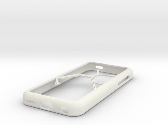 Bay Area Rapid Transit map iPhone 5c case 3d printed