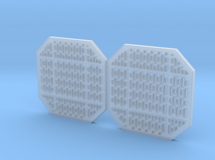 Access Panels 2mm Pair 3d printed