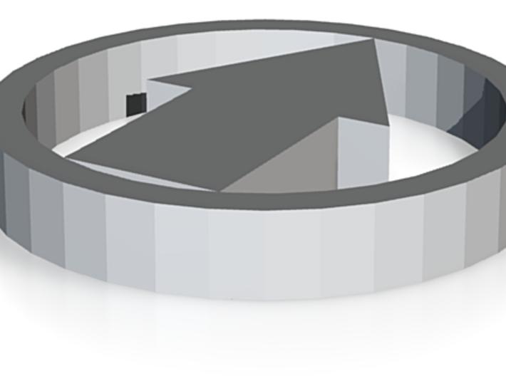 W40K/space marine/Ultramarine Order Token: Tactiqu 3d printed