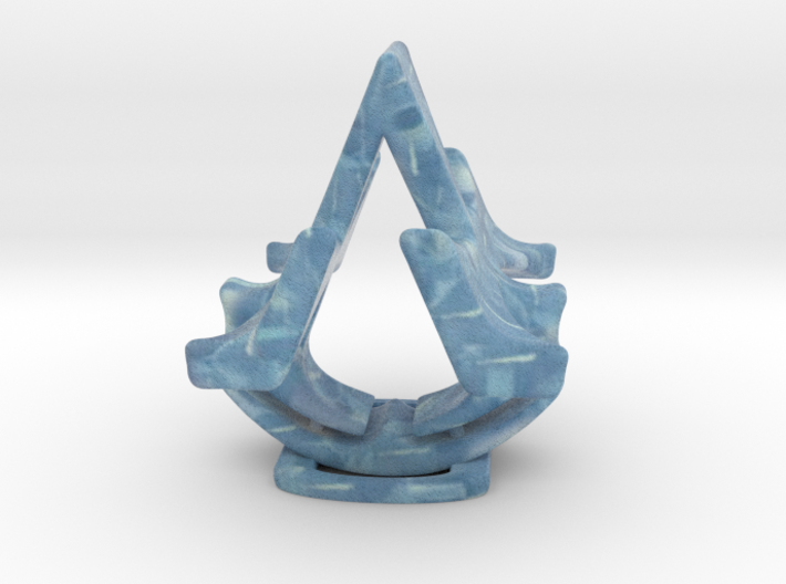 Assassins Creed Table Sculpture 3d printed