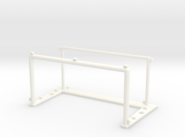 Subbuteo Goal model 22 3d printed
