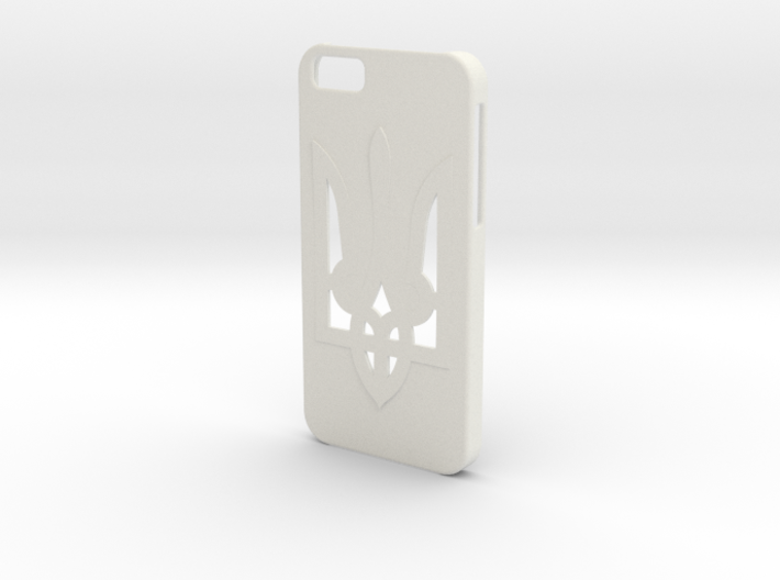 iPhone 6 Case Tryzub 3d printed