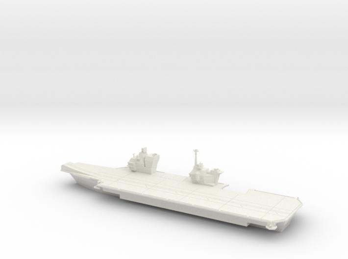 1/600 Queen Elizabeth Class Aircraft Carrier 3d printed